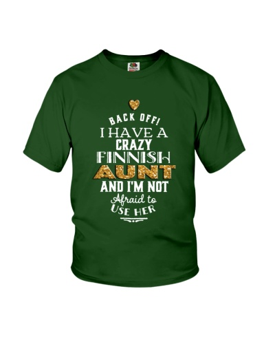 FINNISH CRAZY AUNT