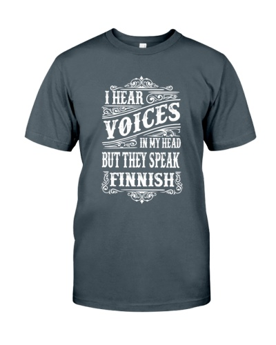 FINNISH VOICES