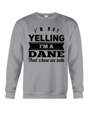 YELLING DANE Crewneck Sweatshirt thumbnail