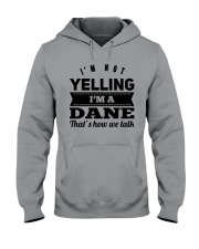 YELLING DANE Hooded Sweatshirt thumbnail