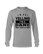 YELLING DANE Long Sleeve Tee thumbnail
