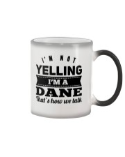 YELLING DANE Color Changing Mug thumbnail