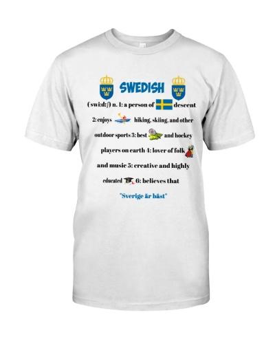 SWEDISH SVERIGE