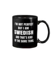 SWEDISH NOT PERFECT Mug thumbnail