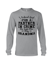 GRANDMA PARTNER IN CRIME EXCLUSIVE DESIGN Long Sleeve Tee thumbnail