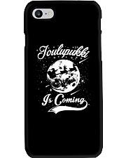 FINNISH - JOULUPUKKI IS COMING Phone Case thumbnail