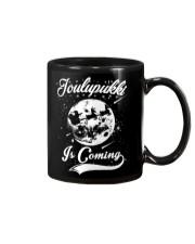 FINNISH - JOULUPUKKI IS COMING Mug thumbnail