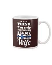 FINNISH WIFE Mug thumbnail