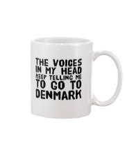 DANISH VOICES Mug thumbnail
