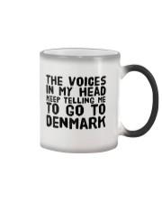 DANISH VOICES Color Changing Mug thumbnail