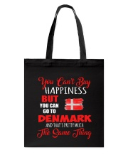 DENMARK HAPPINESS Tote Bag thumbnail