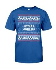 FINNISH XMAS Classic T-Shirt thumbnail