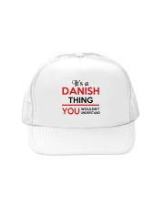 DANISH SAY IT IN Trucker Hat thumbnail