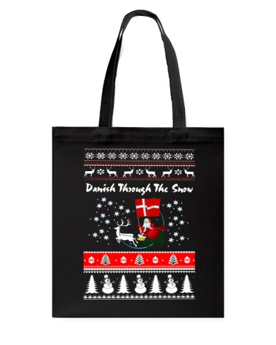 DANISH CHRISTMAS SWEATSHIRT T-SHIRT MUG