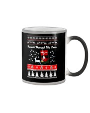 DANISH CHRISTMAS SWEATSHIRT T-SHIRT MUG Color Changing Mug thumbnail