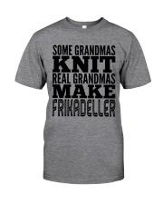 DANISH GRANDMA MAKE FRIKADELLER Classic T-Shirt thumbnail