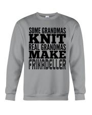 DANISH GRANDMA MAKE FRIKADELLER Crewneck Sweatshirt thumbnail