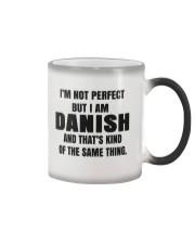 DANISH GRANDMA MAKE FRIKADELLER Color Changing Mug thumbnail
