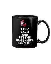 KEEP CALM DANISH GIRL Mug thumbnail