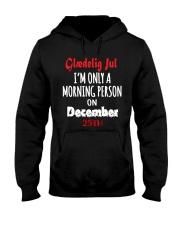 DENMARK GLAEDELIG JUL MUG T-SHIRT HOODIE Hooded Sweatshirt thumbnail