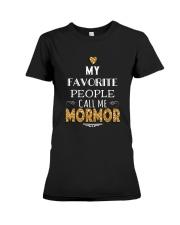 DANISH CALL MORMOR Premium Fit Ladies Tee thumbnail