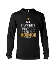 DANISH CALL MORMOR Long Sleeve Tee thumbnail