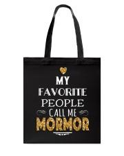 DANISH CALL MORMOR Tote Bag thumbnail