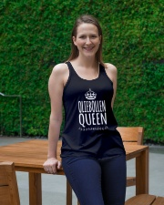DUTCH OLIEBOLLEN QUEEN Ladies Flowy Tank lifestyle-bellaflowy-tank-front-1