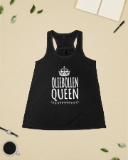 DUTCH OLIEBOLLEN QUEEN Ladies Flowy Tank lifestyle-bellaflowy-tank-front-7