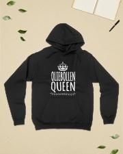 DUTCH OLIEBOLLEN QUEEN Hooded Sweatshirt lifestyle-unisex-hoodie-front-6
