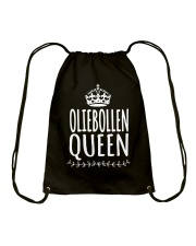 DUTCH OLIEBOLLEN QUEEN Drawstring Bag thumbnail