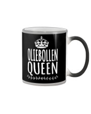 DUTCH OLIEBOLLEN QUEEN Color Changing Mug thumbnail