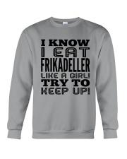 DANISH FRIKADELLER Crewneck Sweatshirt thumbnail