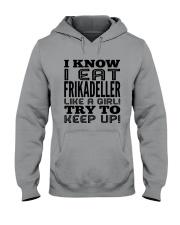 DANISH FRIKADELLER Hooded Sweatshirt thumbnail