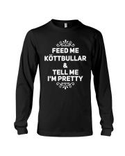 SWEDISH KOTTBULLAR Long Sleeve Tee thumbnail
