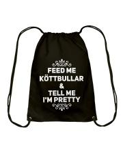 SWEDISH KOTTBULLAR Drawstring Bag thumbnail
