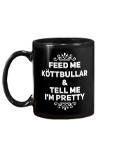 SWEDISH KOTTBULLAR Mug back