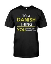 DANISH THING Classic T-Shirt thumbnail