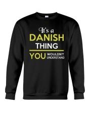 DANISH THING Crewneck Sweatshirt thumbnail