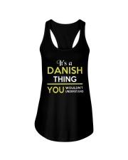 DANISH THING Ladies Flowy Tank thumbnail