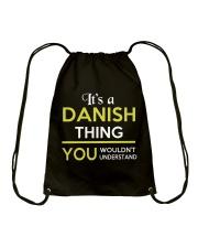 DANISH THING Drawstring Bag thumbnail