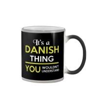 DANISH THING Color Changing Mug thumbnail