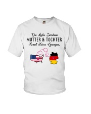 GERMAN MUTTER UND TOCHTER Youth T-Shirt thumbnail