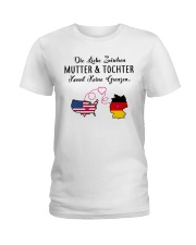 GERMAN MUTTER UND TOCHTER Ladies T-Shirt thumbnail