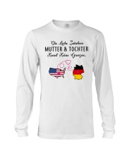 GERMAN MUTTER UND TOCHTER Long Sleeve Tee thumbnail
