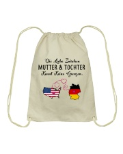 GERMAN MUTTER UND TOCHTER Drawstring Bag thumbnail