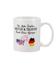 GERMAN MUTTER UND TOCHTER Mug front