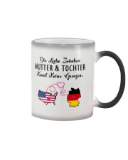 GERMAN MUTTER UND TOCHTER Color Changing Mug thumbnail