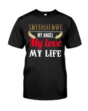 SWEDISH WIFE Classic T-Shirt thumbnail