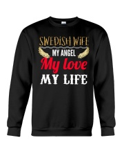 SWEDISH WIFE Crewneck Sweatshirt thumbnail